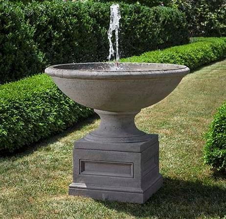 Photo of Campania Condotti Fountain - Marquis Gardens