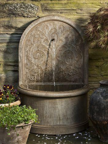 Photo of Campania Corsini Wall Fountain - Marquis Gardens