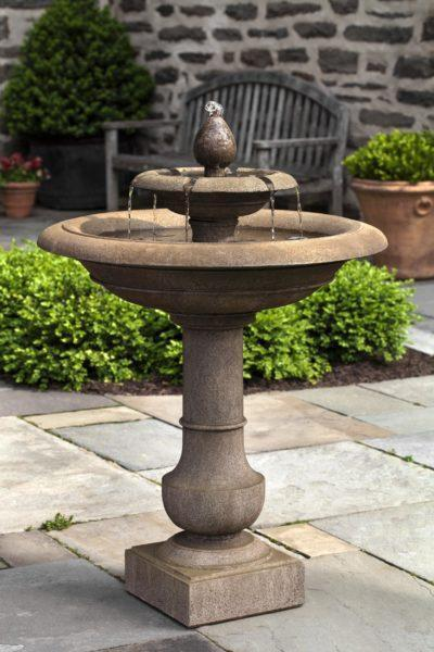 Photo of Campania Palos Verdes Fountain - Marquis Gardens