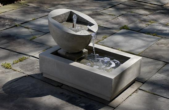Photo of Campania Genesis II Fountain - Marquis Gardens