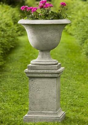 Photo of Campania Greenwich Rustic Pedestal - Marquis Gardens
