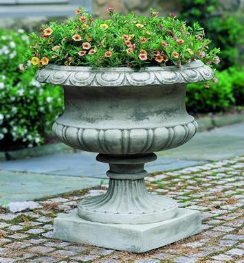 Photo of Campania Lanciano Urn - Marquis Gardens