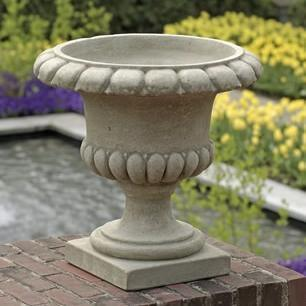Photo of Campania Longwood Main Fountain Garden Urn - Marquis Gardens