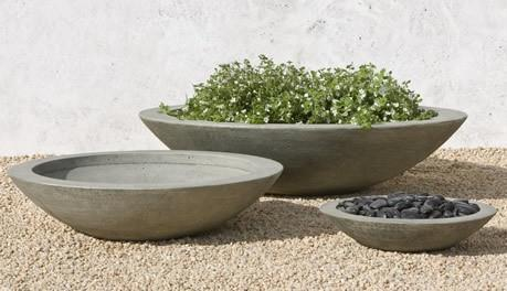 Photo of Campania Low Zen Bowls - Marquis Gardens