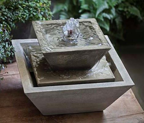 Photo of Campania M-Series Kenzo Fountain - Marquis Gardens