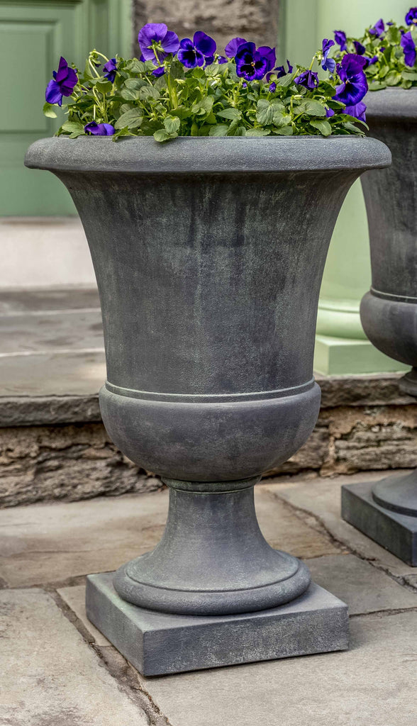Campania Soane Urn, Lead Antique