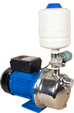 Photo of ProEco RHP-100 In-Line Irrigation Pump  - Marquis Gardens