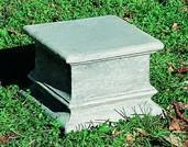 Photo of Campania Plain Quadro Pedestal - Marquis Gardens