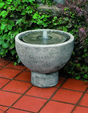 Photo of Campania Rustica Pot Fountain - Marquis Gardens