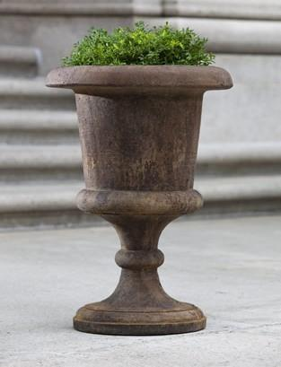 Photo of Campania Smithsonian Goblet Urn - Marquis Gardens