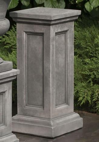 Photo of Campania Tall Lennox Pedestal - Marquis Gardens