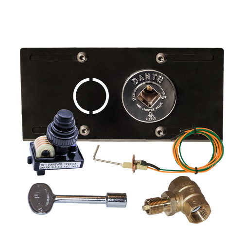 Push Button Ignition Kit, Battery Operated