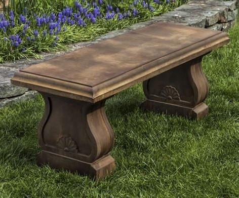 Photo of Campania Westland Bench - Marquis Gardens