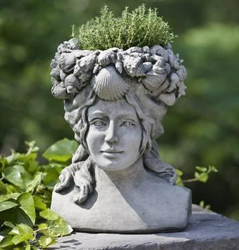 Photo of Campania Williamsburg Orabelle Planter - Marquis Gardens