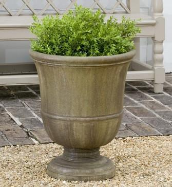 Photo of Campania Williamsburg Orangery Urn - Marquis Gardens