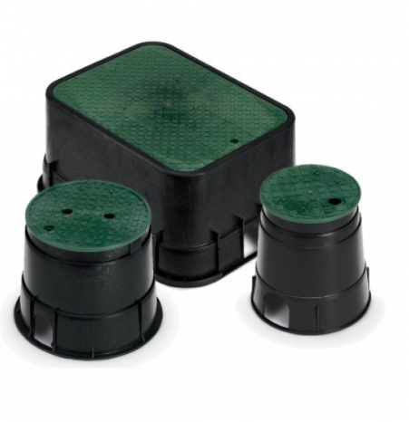 Valve Box (aerator cover)