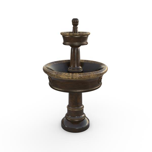 Gardenstone Carerra Fountain Water Fountains Gardenstone Golden Bronze