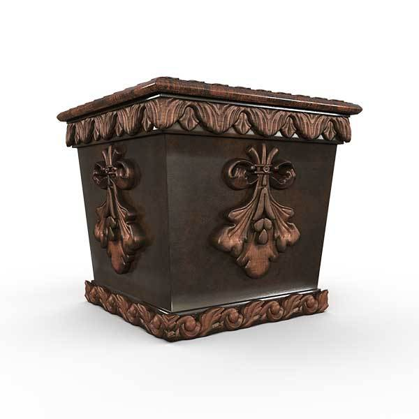 Gardenstone Pan's Pleasure Planters Gardenstone Copper Bronze