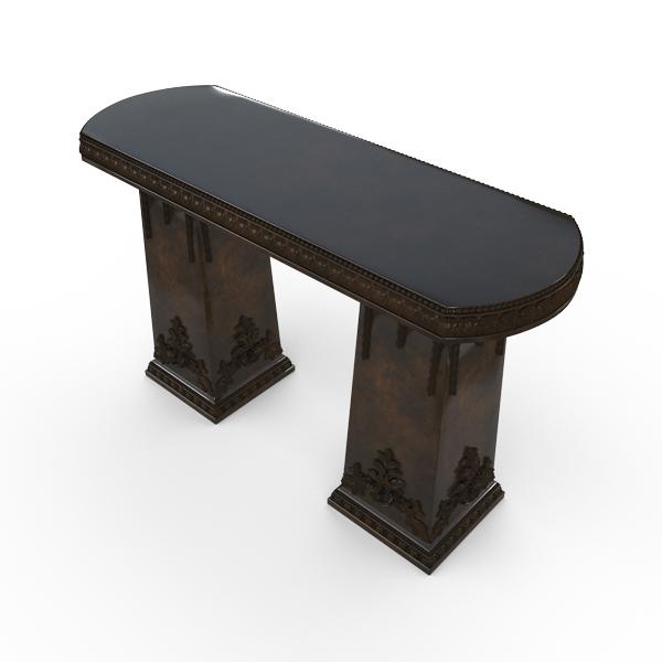 Gardenstone Side Table Benches Gardenstone Bronze Side Table