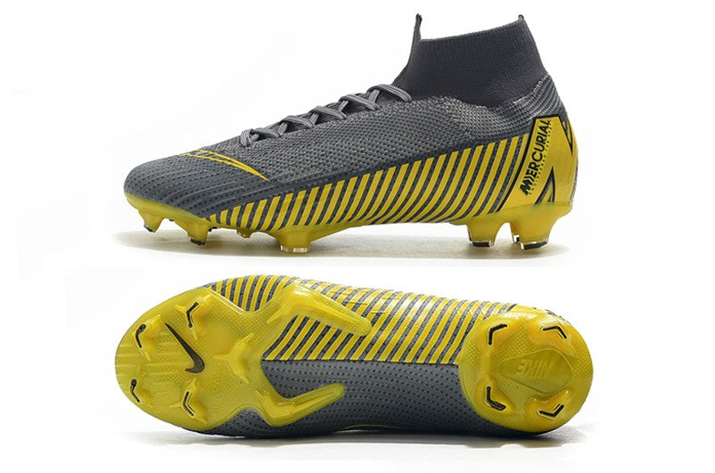 low priced c52c5 4c1ce Nike Mercurial Superfly 6 Elite FG Game Over - Thunder Grey/ Yellow