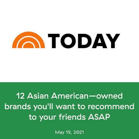 Today: Asian-American Brands