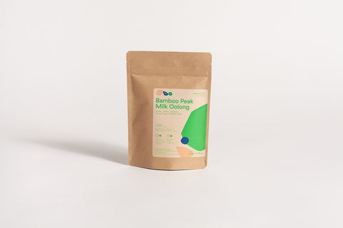 Bamboo Peak Milk Oolong