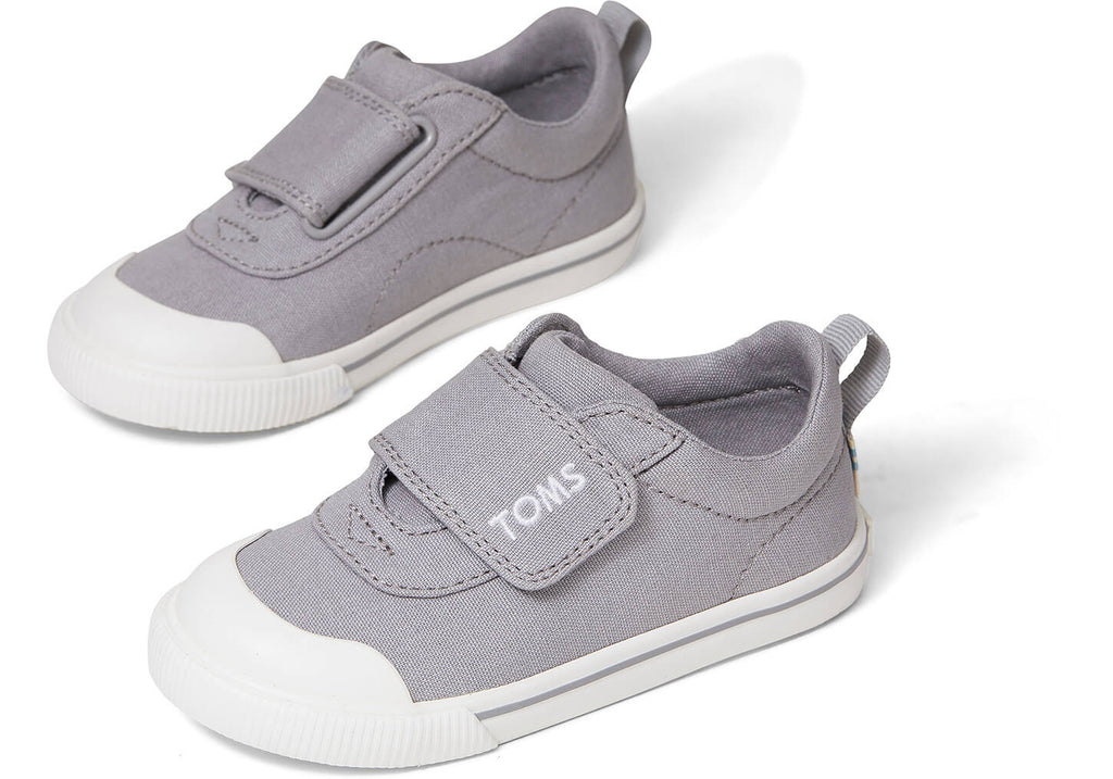 Tiny Drizzle Grey Doheny Sneakers