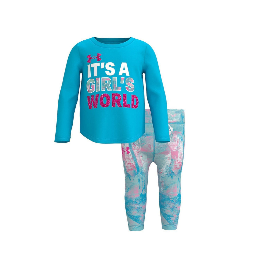Under Armour: Toddler Girl's World Set