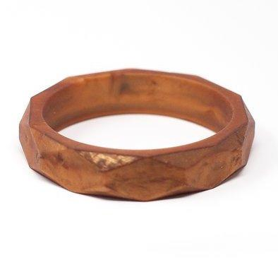 Brass Mommy Bangle