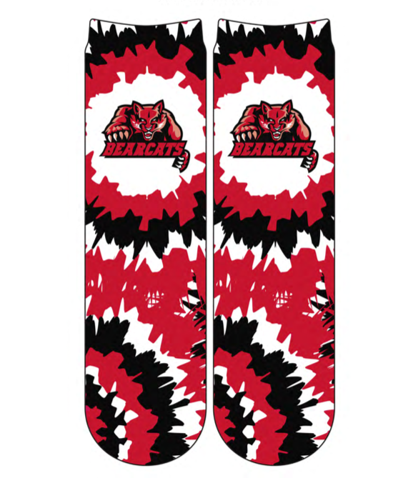 Brookland Bearcats Crew Socks