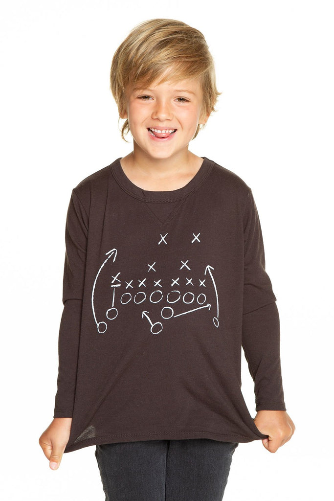 Chaser Football Play Top