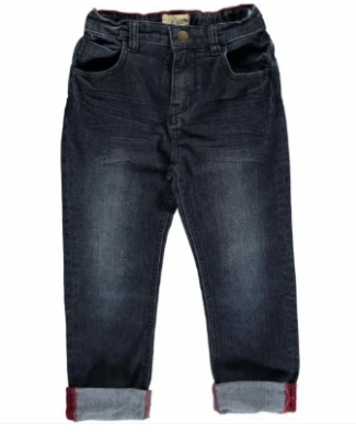 Denim Slim Fitting Jeans