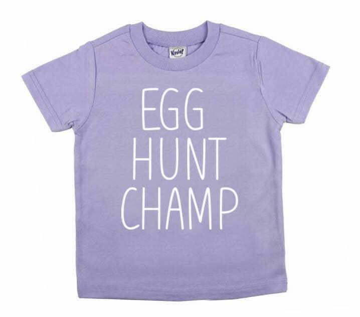 Egg Hunt Champ Tee