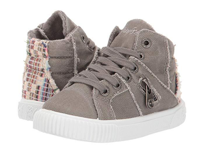 Fruitcake Wolf Grey Toddler Shoes