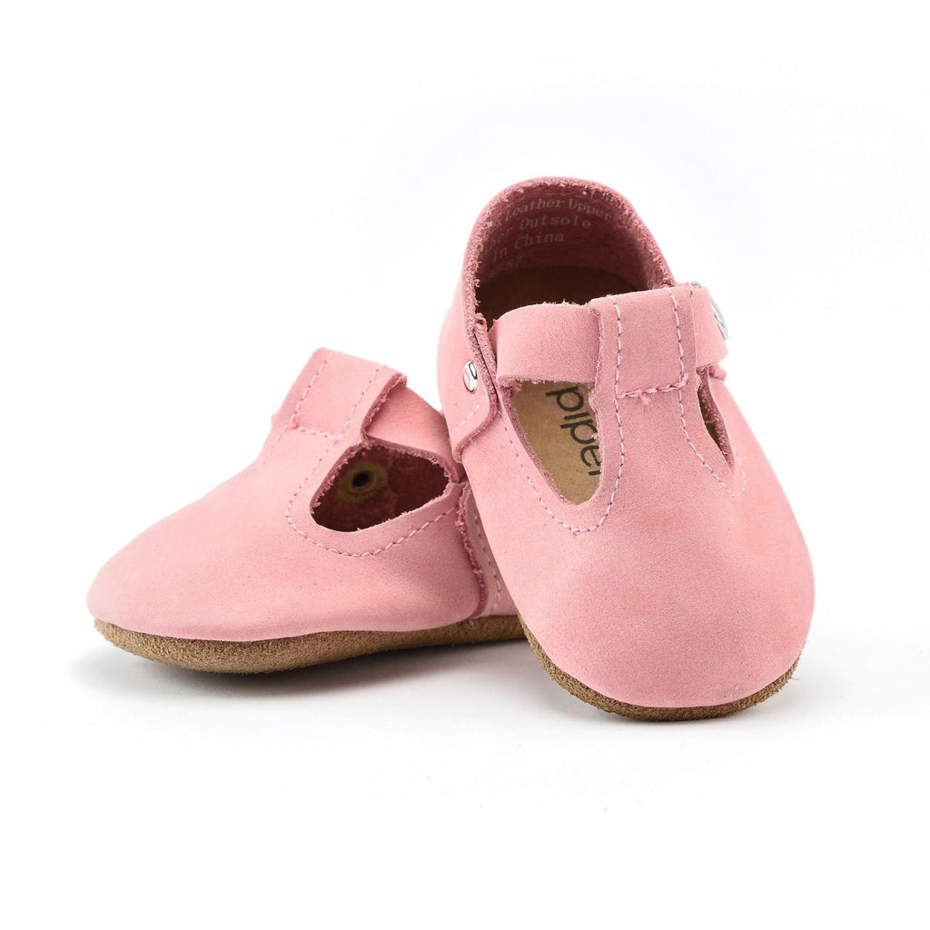Pink Mary Jane Shoe