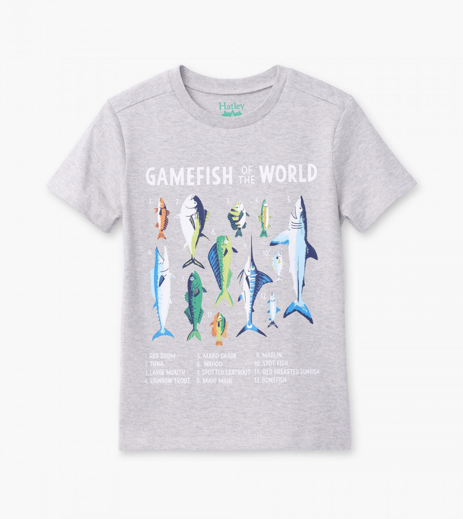 Game Fish Graphic Tee