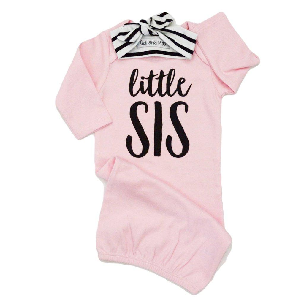 Gigi and Max: Little Sis Gown Set