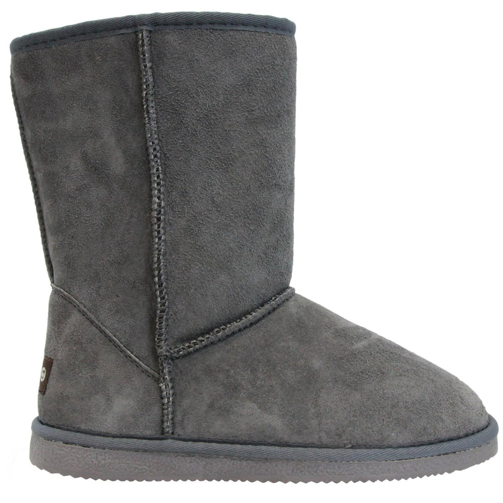 Grey Classic Boot