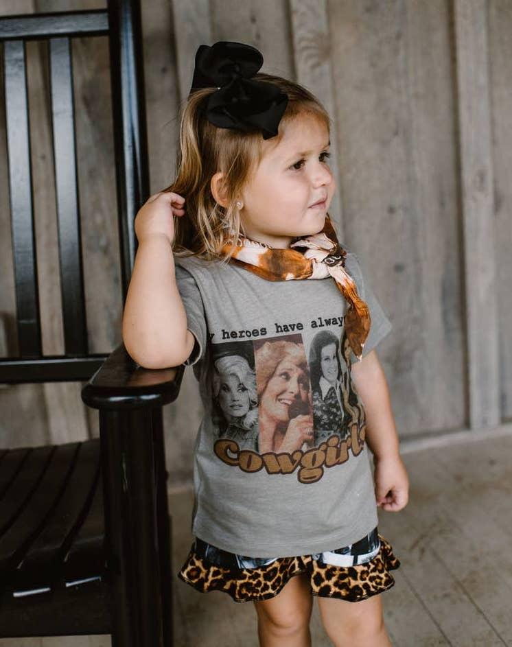 Heroes Have Always Been Cowgirls Tee