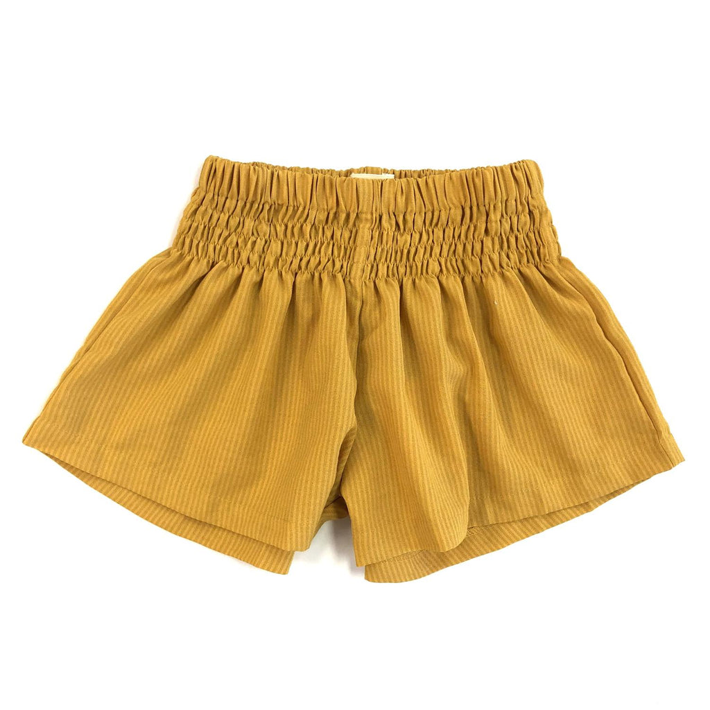 Honey Stripe Shorts