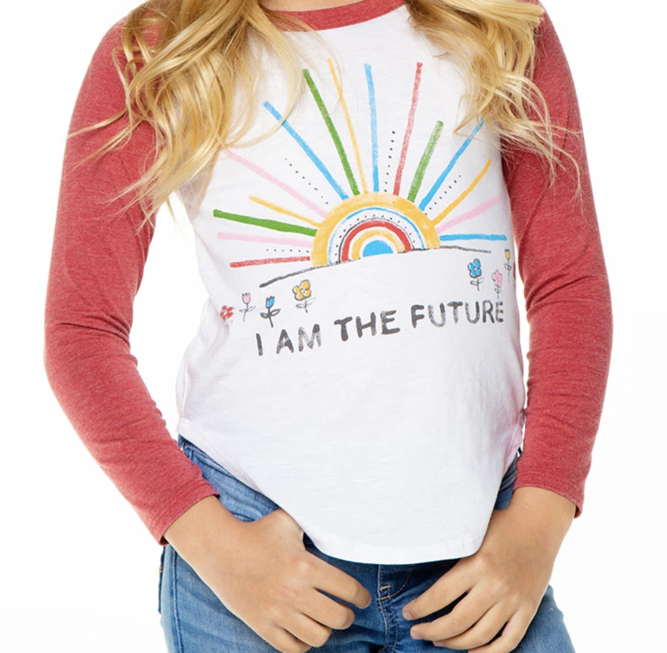 I Am The Future Vintage Jersey Tee