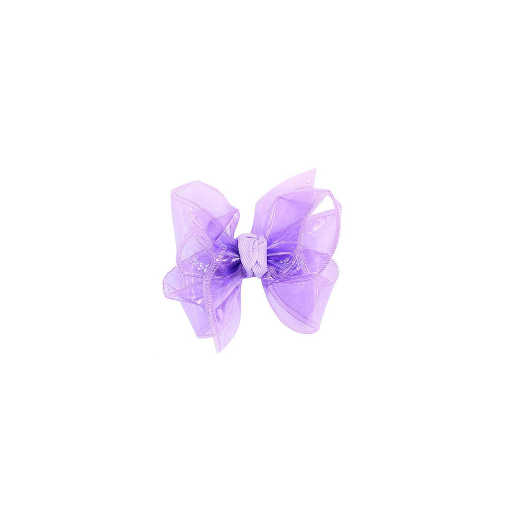 Light Orchid Waterproof Bow