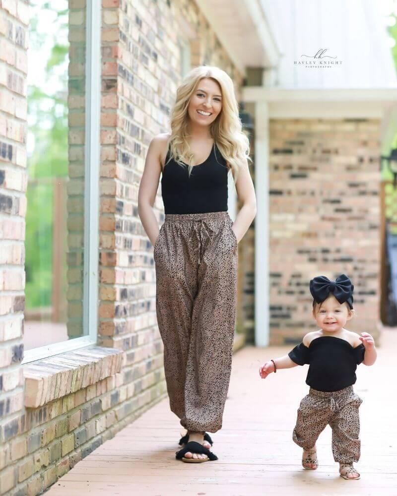 Mommy Noah Safari Joggers