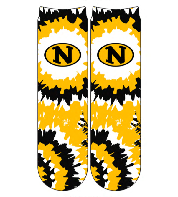 Nettleton Raiders Crew Socks