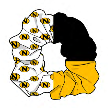 Nettleton Raiders Scrunchie