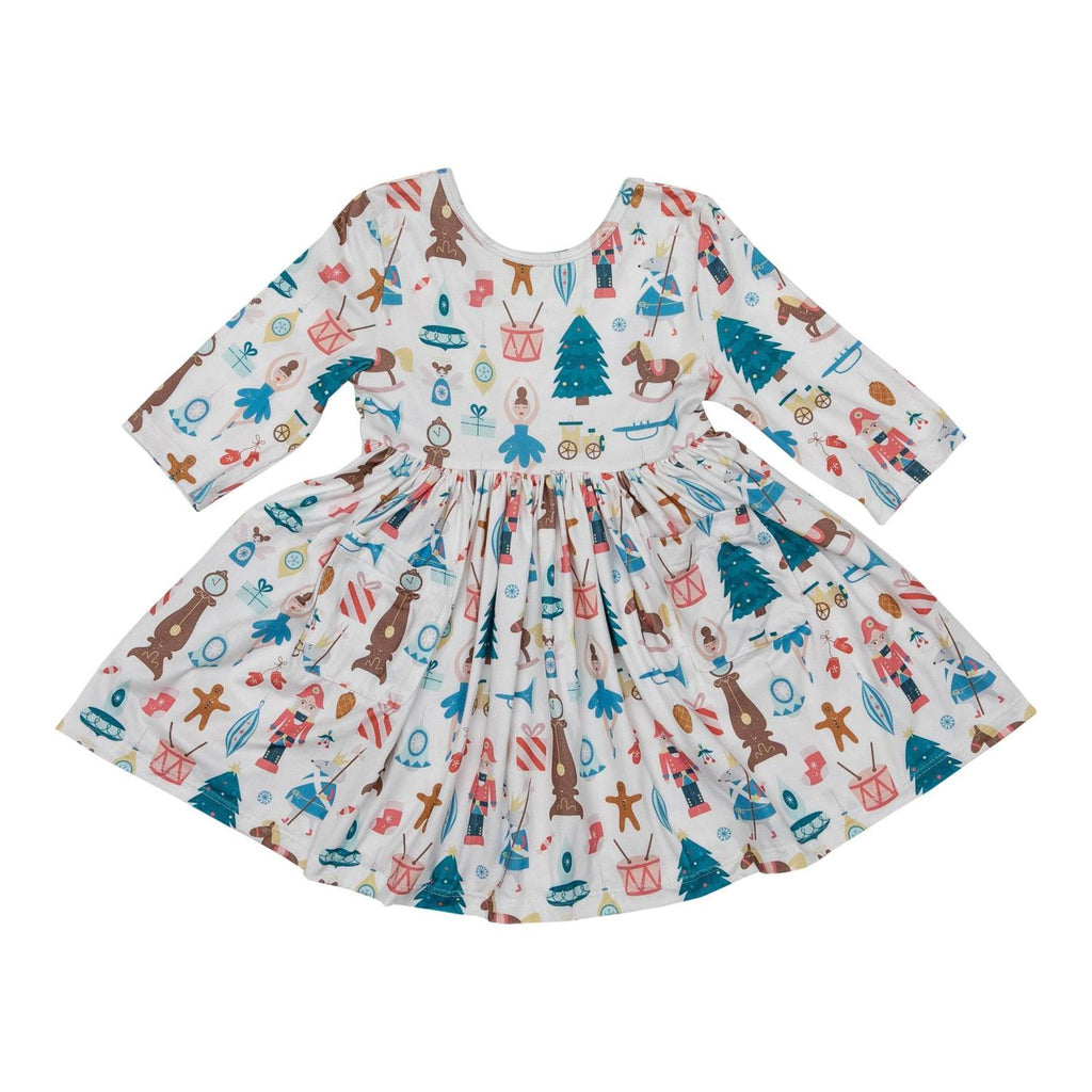 Nutcracker Pocket Dress