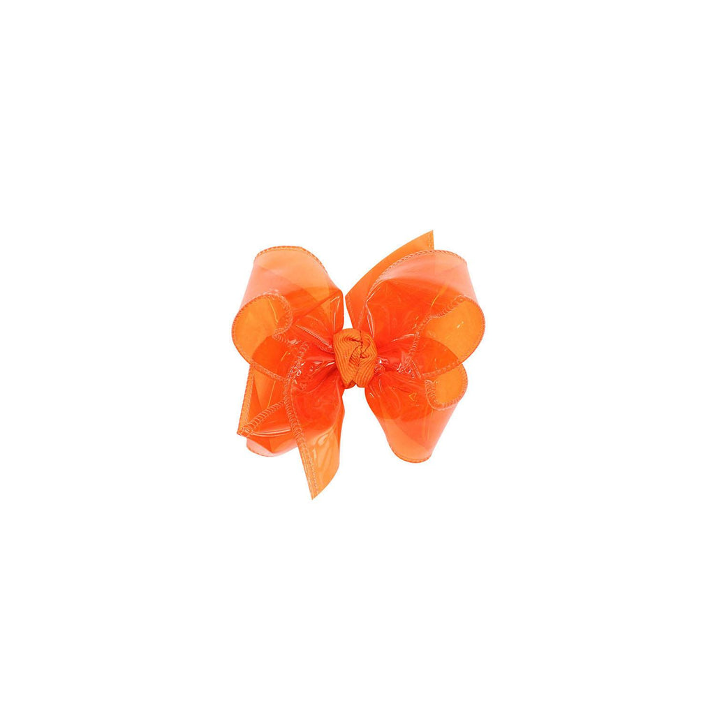 Orange Waterproof Bow