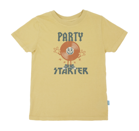 Party Starter Vintage Tee
