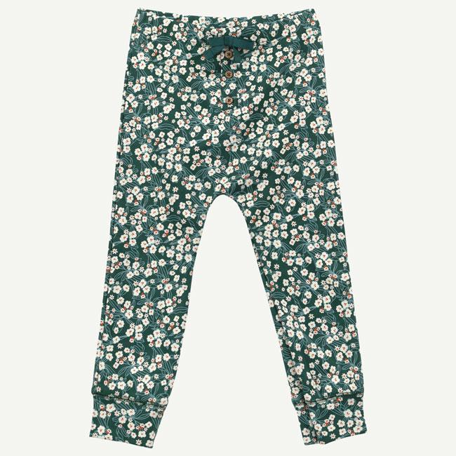 Pine Floral Leggings