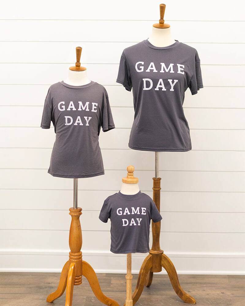 Mommy Game Day Tee